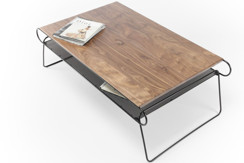 Coffee Table Modern Coffee Table Mid Century Living By Habitables Coffee Table Walnut Coffee Table Modern Coffee Tables [ 1000 x 1500 Pixel ]