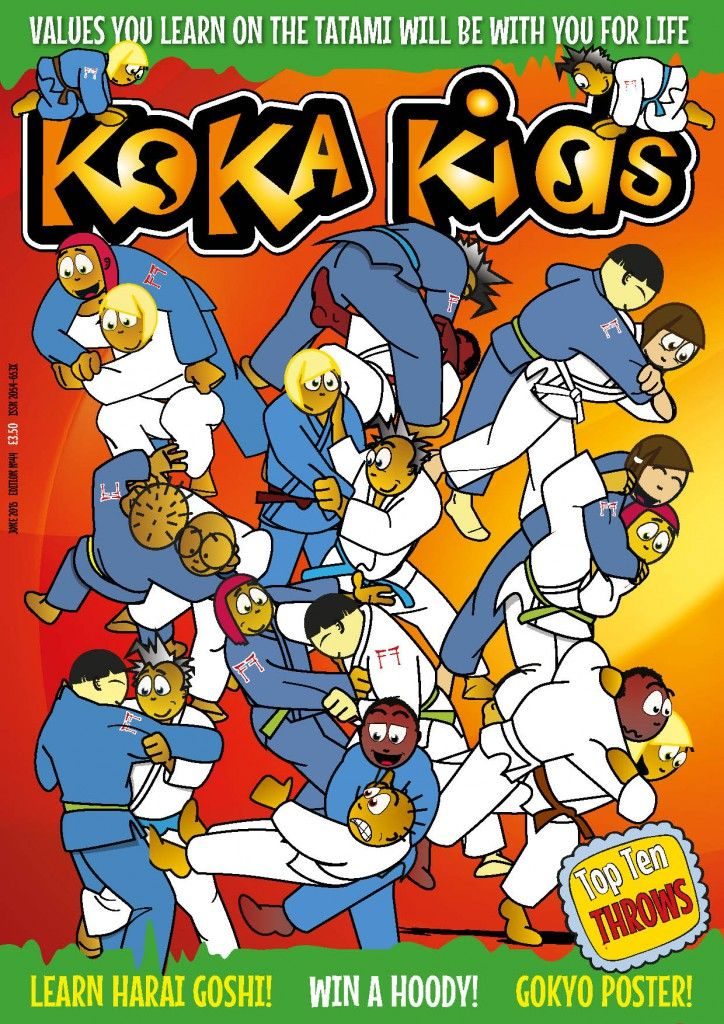 What are the Top Ten Judo Throws? We look at them all in Koka Kids. A judo technique an issue. Step by Step guides to the best judo throws for kids.