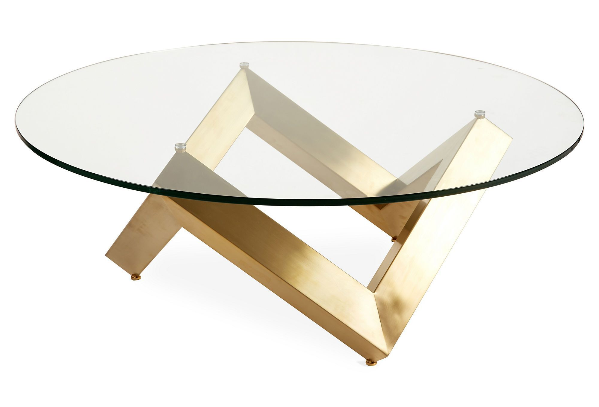 "o 42"" Coffee Table Gold Furniture——å ¶å…· Pinterest"