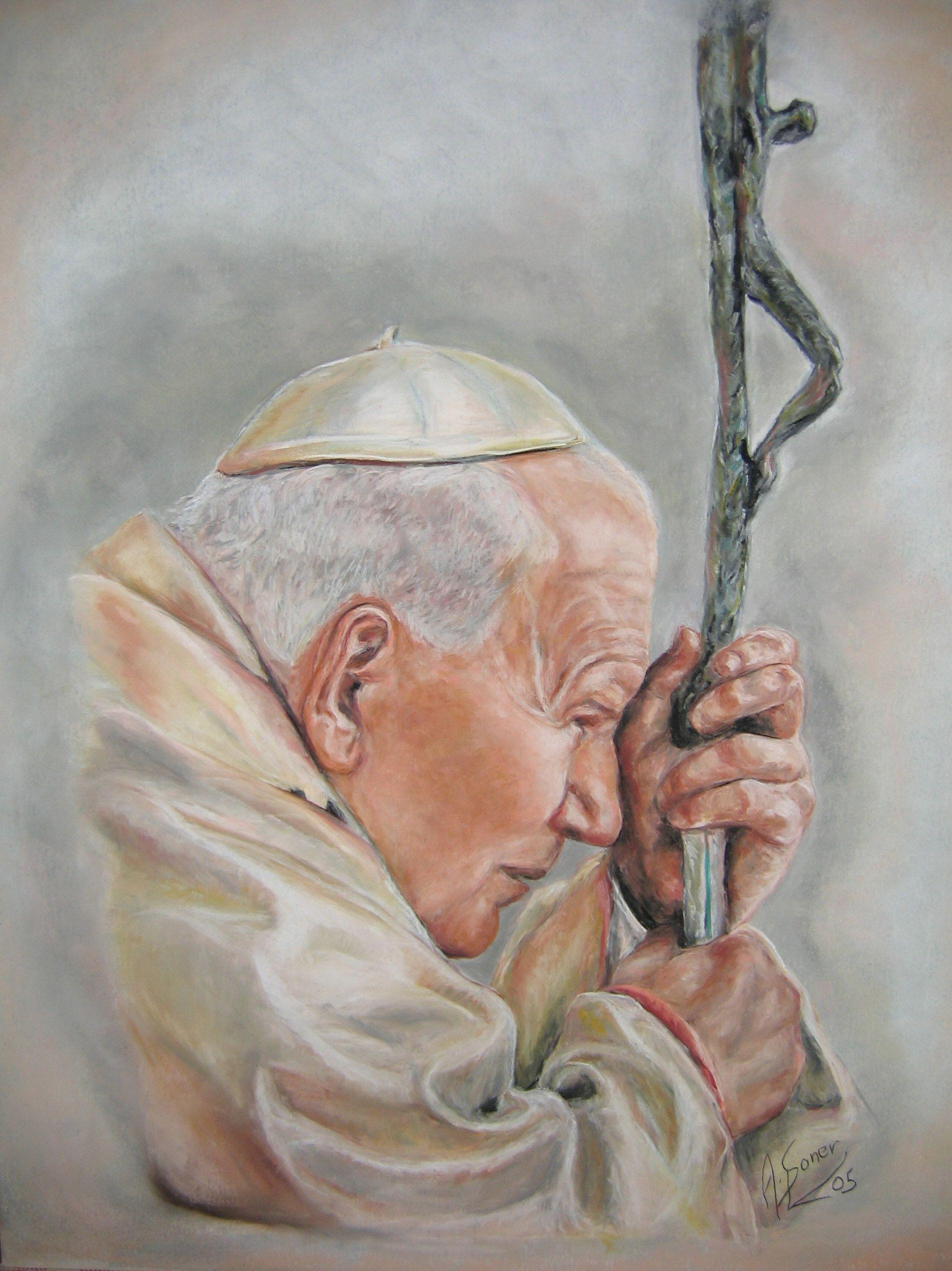 Pin By Juan Ramirez On Saint Pope John Paul Ii Pope John Paul Ii Pope Saint John Paul Ii St John Paul Ii