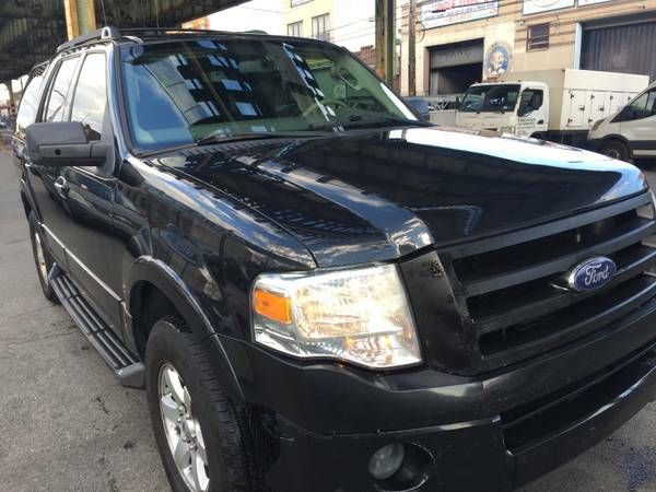 Ford Expedition Xlt Wd Suv Leather Interior Runs  Mint Suv