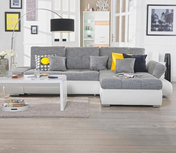 Wohnlandschaft Enrico - Sofas - Produkte living Pinterest