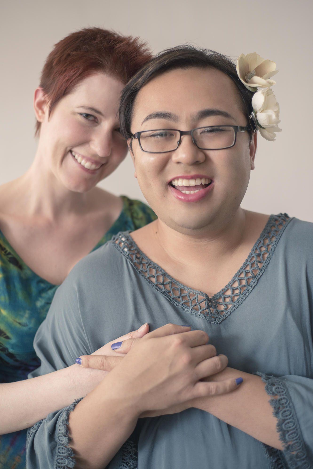 My boyfriend came out transgender