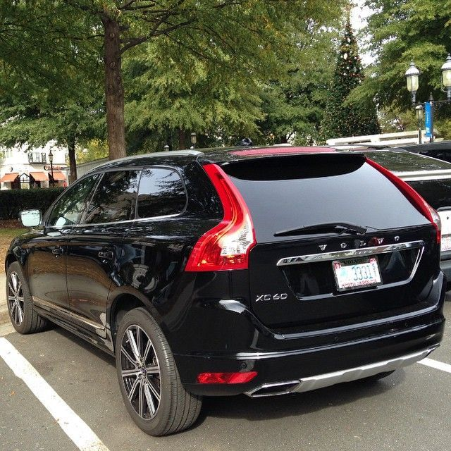 Nice Volvo 2017: I Spy ... A Mint Black Volvo XC60 SUV .. The perfect car for demanding drivers i... Check more at http://cars24.top/2017/volvo-2017-i-spy-a-mint-black-volvo-xc60-suv-the-perfect-car-for-demanding-drivers-i/