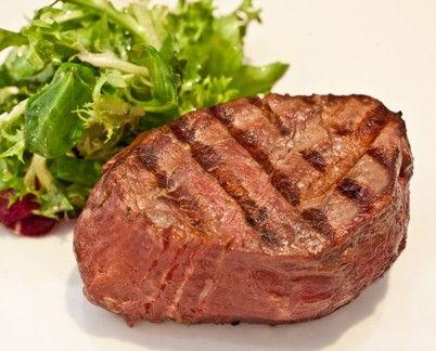 Fillet Steak, plain and simple
