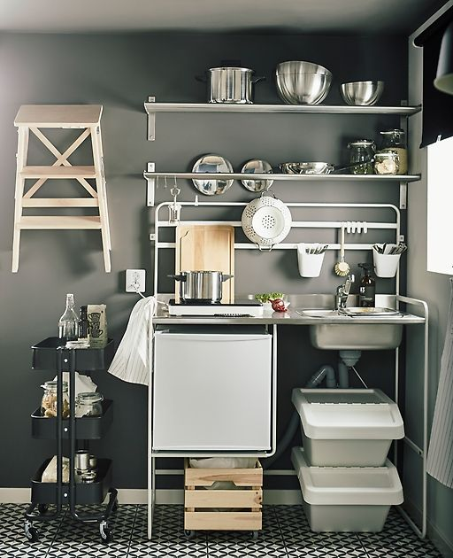 affordable space saving furniture. Need Affordable And Space Saving Furniture For Your Small Kitchen? IKEA Has The Solution I