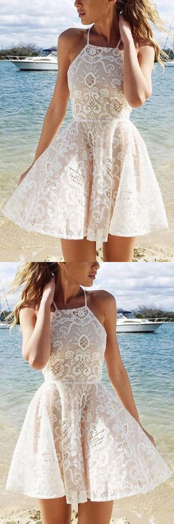 Cute prom dress cutepromdress lace homecoming dress