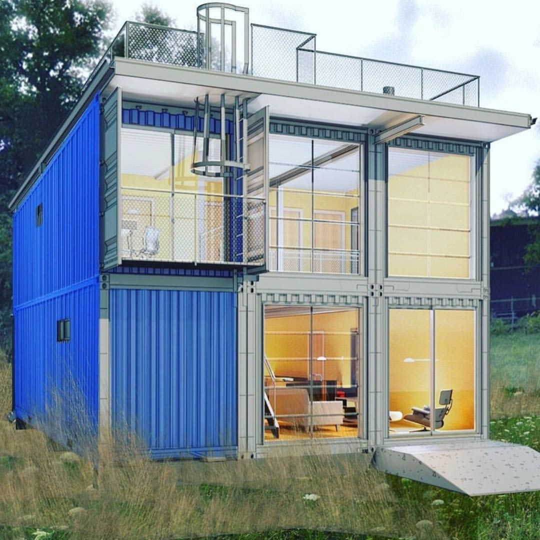 Shipping Container Home Plans California: Pin By Erickrunyon On MotoHomes
