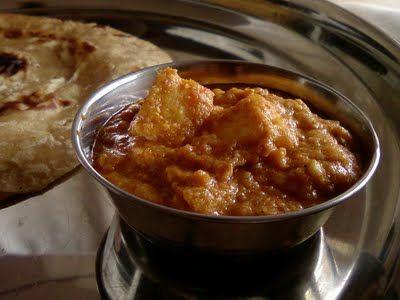 Indian Cuisine: Paneer Butter Masala