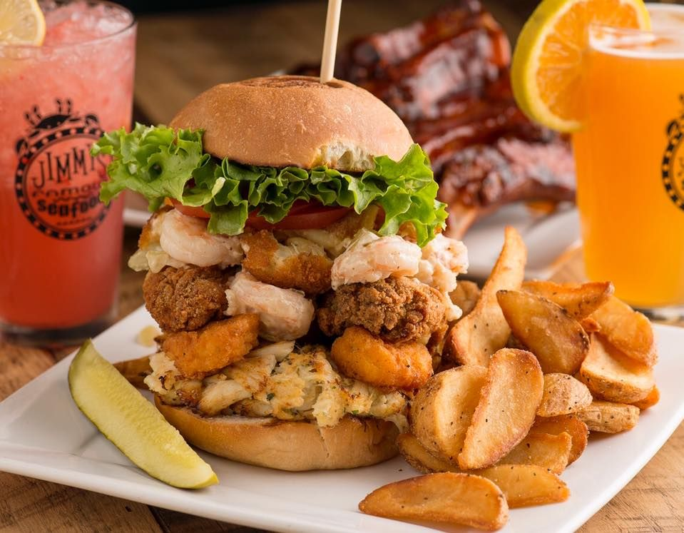 These 15 Restaurants In Maryland Have The Best Seafood Imaginable