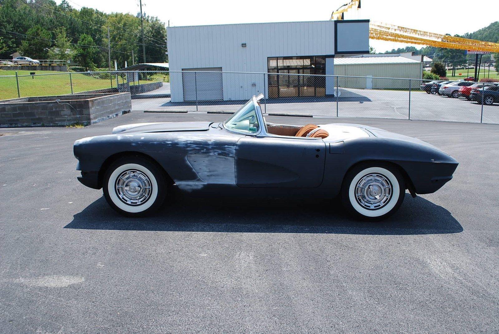 1961 Chevrolet Corvette Convertible Pinterest Chevy Stingray Project Car 1860000 15 Bids