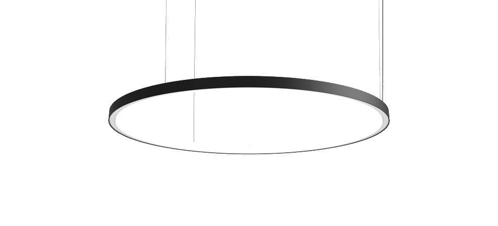 Arancia Lighting Toro Ring Pendant Decorative Loop