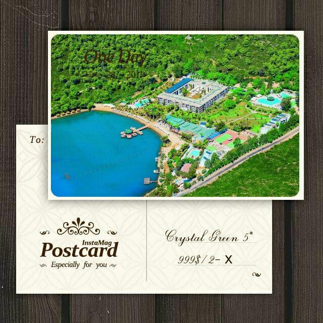 Vylet 24 06 Na 7 Nochej Otlichnyj Otel V Ochen Krasivoj Buhte Turciya Bodrum Postcard Day Tablet