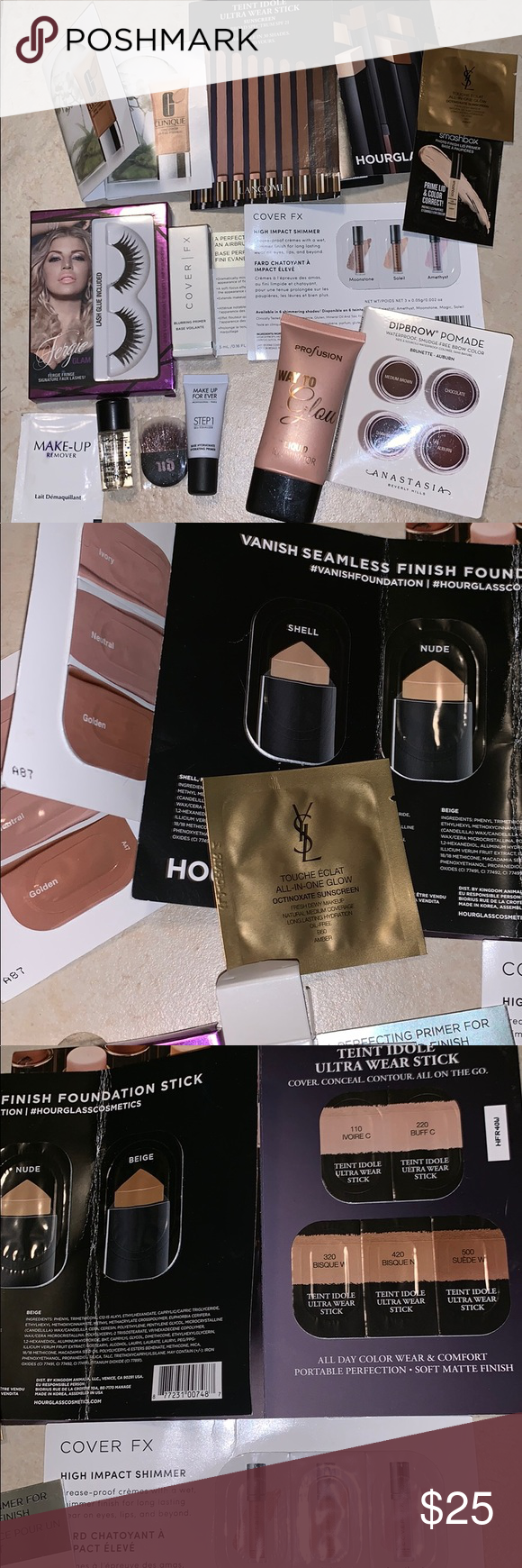 High End Makeup Bundle NWT Makeup bundles, High end