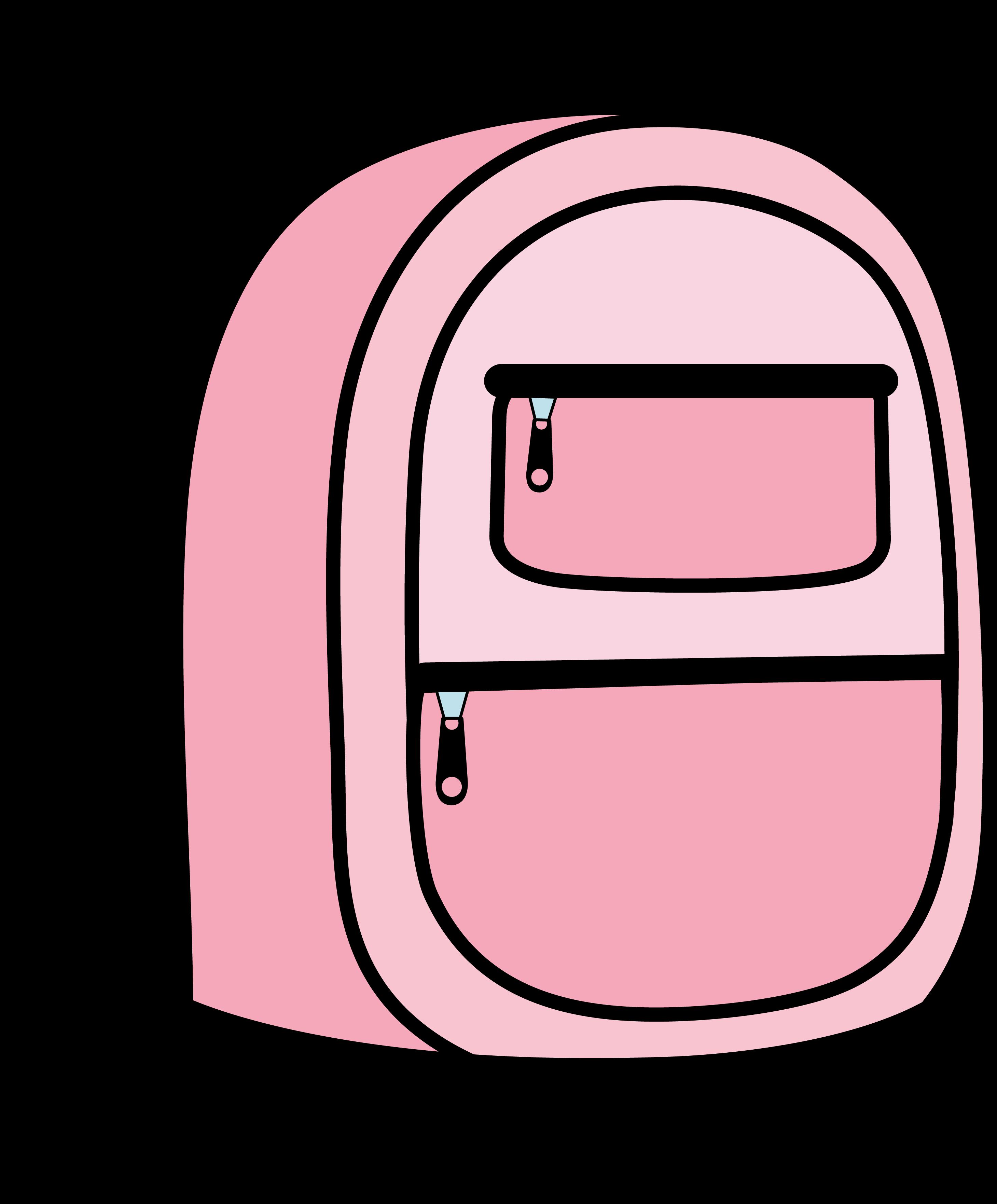 Pink School Supplies Pink Bagpack Cute Tumblr Pictures School