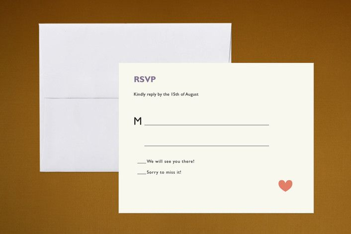 Destination RSVP Cards by Unless Someone Like You at minted.com