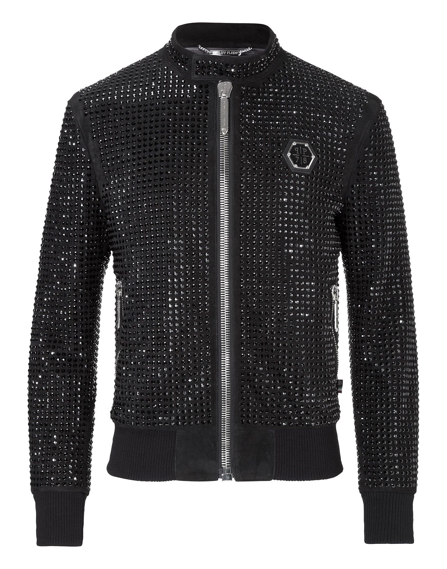 0a10be2587 PHILIPP PLEIN BIKER JACKET