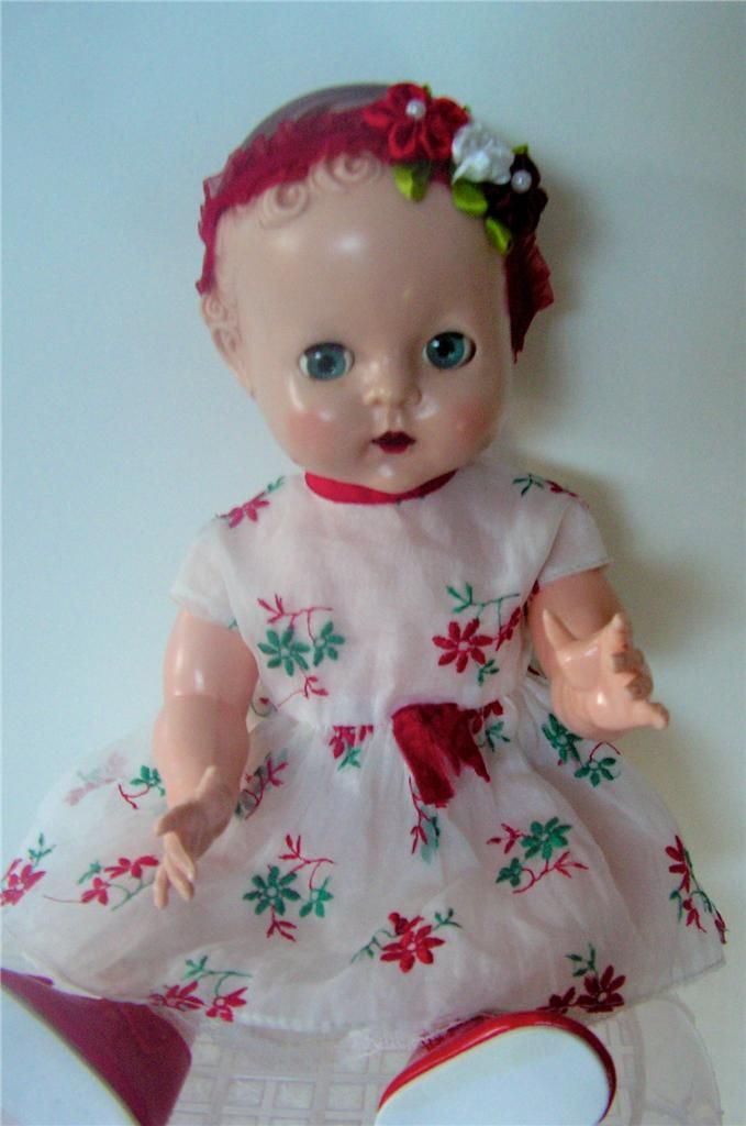 Image detail for -... Vintage Pedigree Bent Leg Baby Cherie £307.43 | The Antique doll