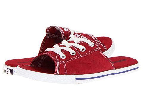 04ced094b7ff Converse Chuck Taylor® All Star® Cutaway EVO Slip-On Ox Jester Red -  Zappos.com Free Shipping BOTH Ways