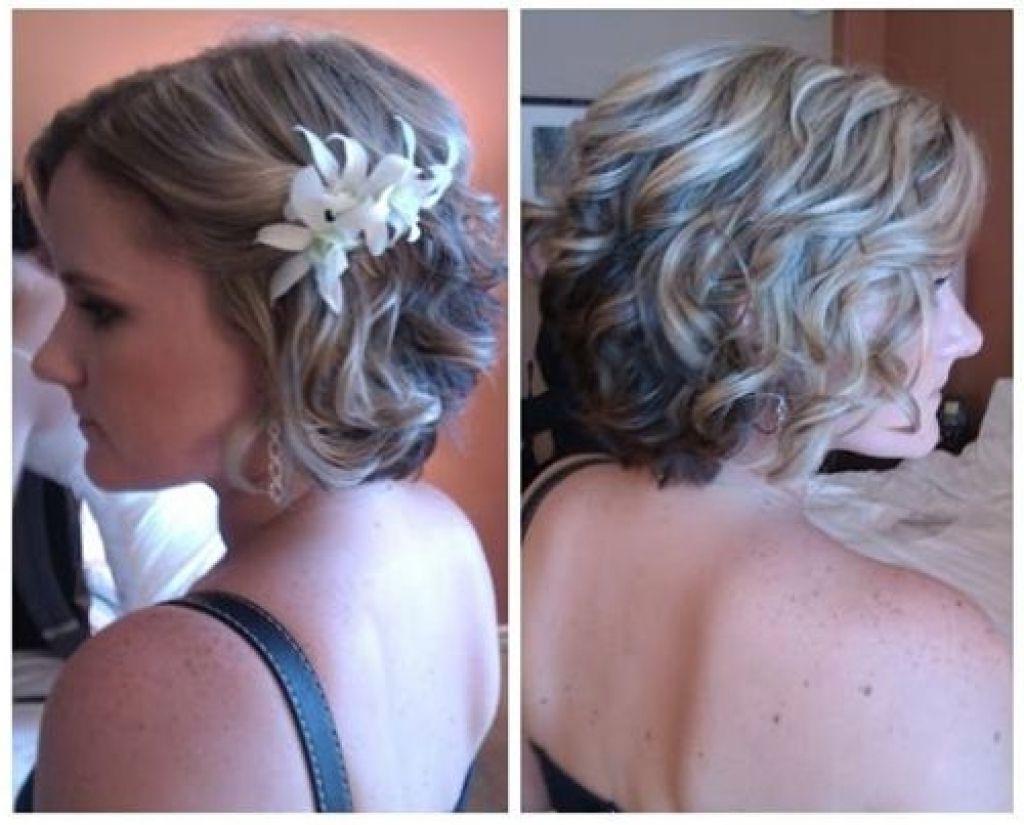 short bridesmaid hairstyles on pinterest curly bridesmaid short