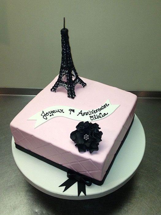 sweet 16 parisian cakes Kids Religious Cakes Wonderful