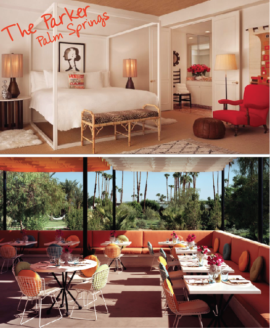 Vintage Palm Springs Interior Design
