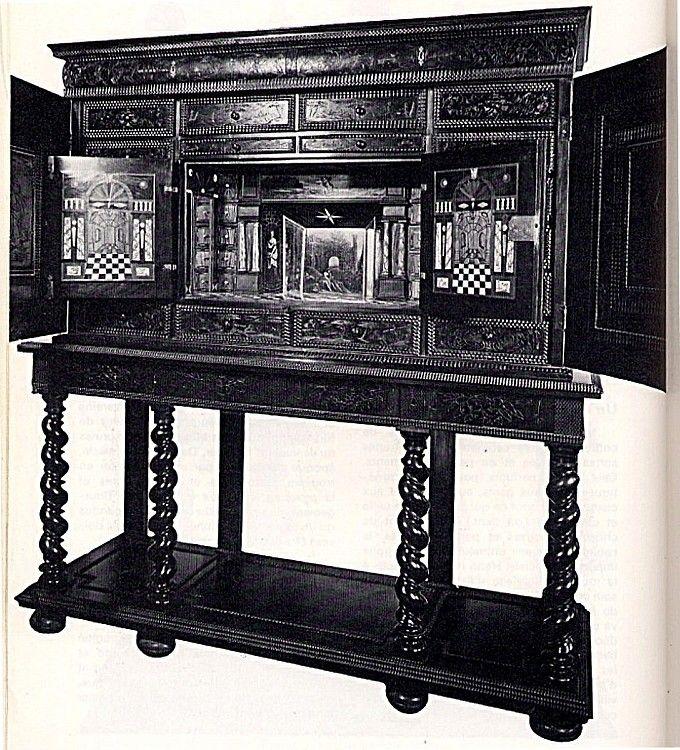 Les Cabinets En Images, Les Meubles Anciens Une Valeur Refuge.