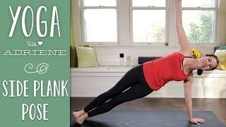 yoga with adriene  youtube  yoga with adriene side