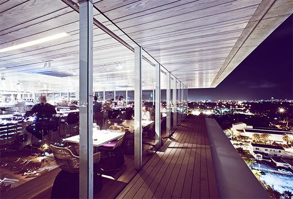 Juvia Penthouse Restaurant Miami Best Rooftop Bars Rooftop Bar Miami Houses