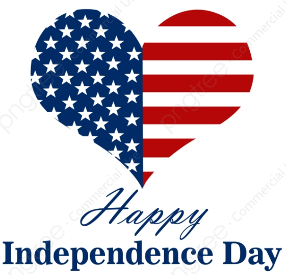 Happy Independence Day America Psd And Png Files Happy Independence Day Independence Day America 4th Of July Png Transparent Clipart Image And Psd File For F Happy Independence Day America Happy