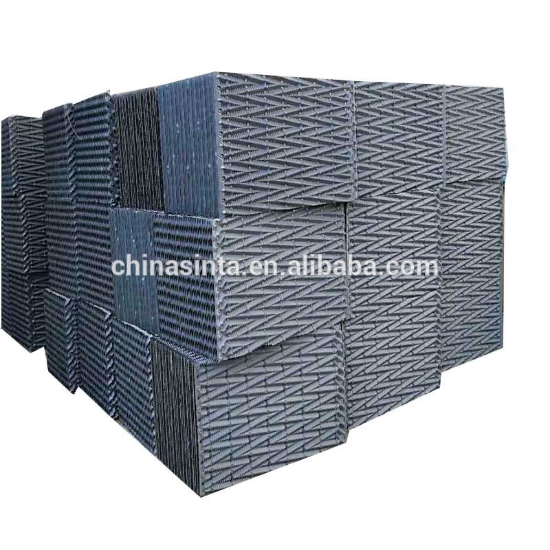 Cooling Tower Infill For Industrial Water Cooling Pvc Fillers