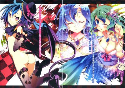 Anime Light Novels: No Game No Life Volume 4 PDF Download | Anime
