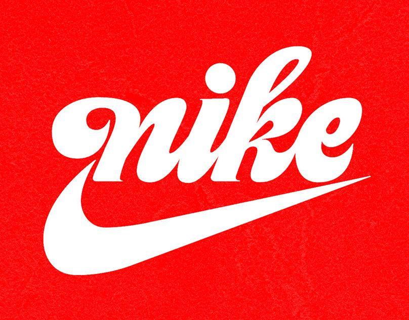 Nike Vintage Logo Vector Process Video Nike Logo Wallpapers Retro Logo Design Vintage Logo Design