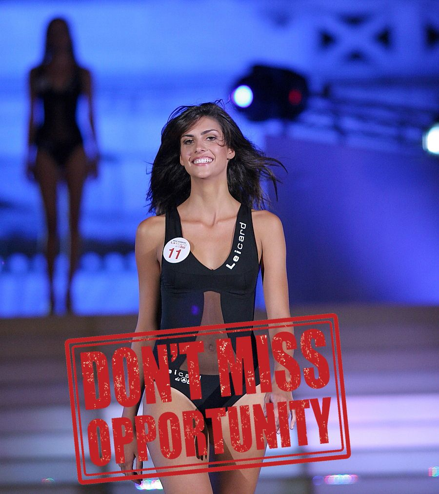 from Miss Italia