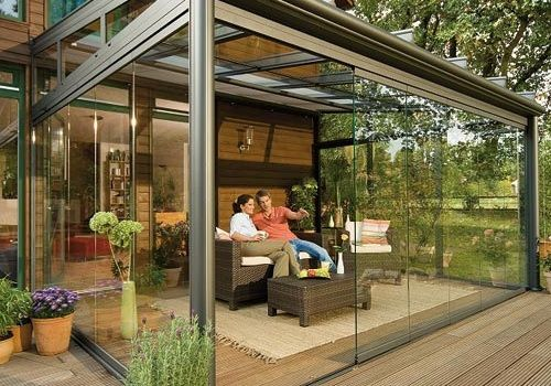 Patio Ideas On A Budget | ... Saving Furniture For Small Spaces » Modern  Patio Design Ideas On A Budget