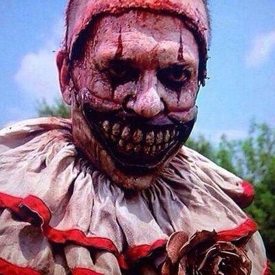 AHS Twisty the clown Special FX Pinterest Ahs, American horror - clown ideas for halloween