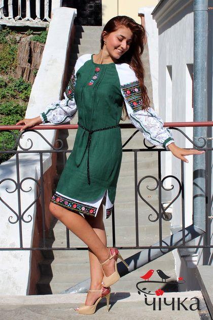 6eb9102d9c9 Сукня Ч 7204 Этническая Мода