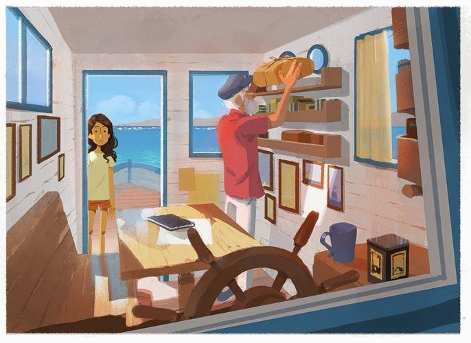dessiner c 39 est gagner 05 illust art illustration illustration art. Black Bedroom Furniture Sets. Home Design Ideas