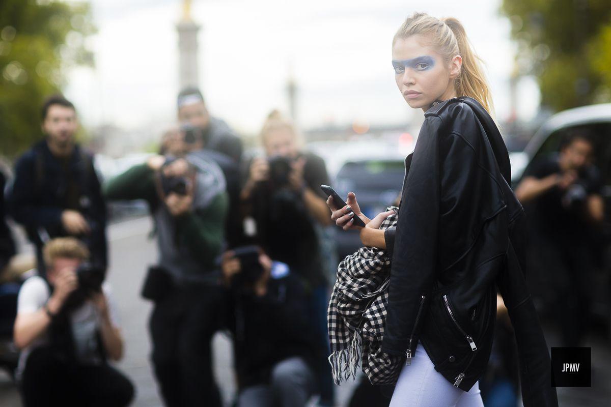 J'ai Perdu Ma Veste / Stella Maxwell – Paris  // #Fashion, #FashionBlog, #FashionBlogger, #Ootd, #OutfitOfTheDay, #StreetStyle, #Style