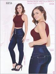 71fff3c214 A   S Diva jeans para dama