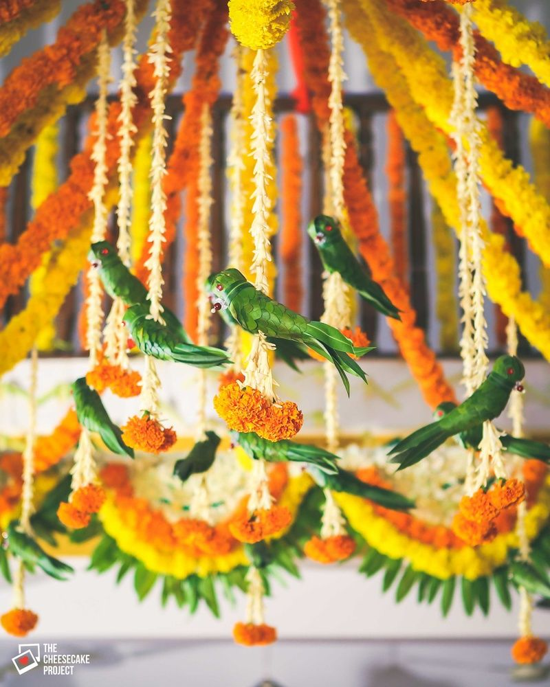 South Indian Decor Wedding Mehendi And Wedding Ideas