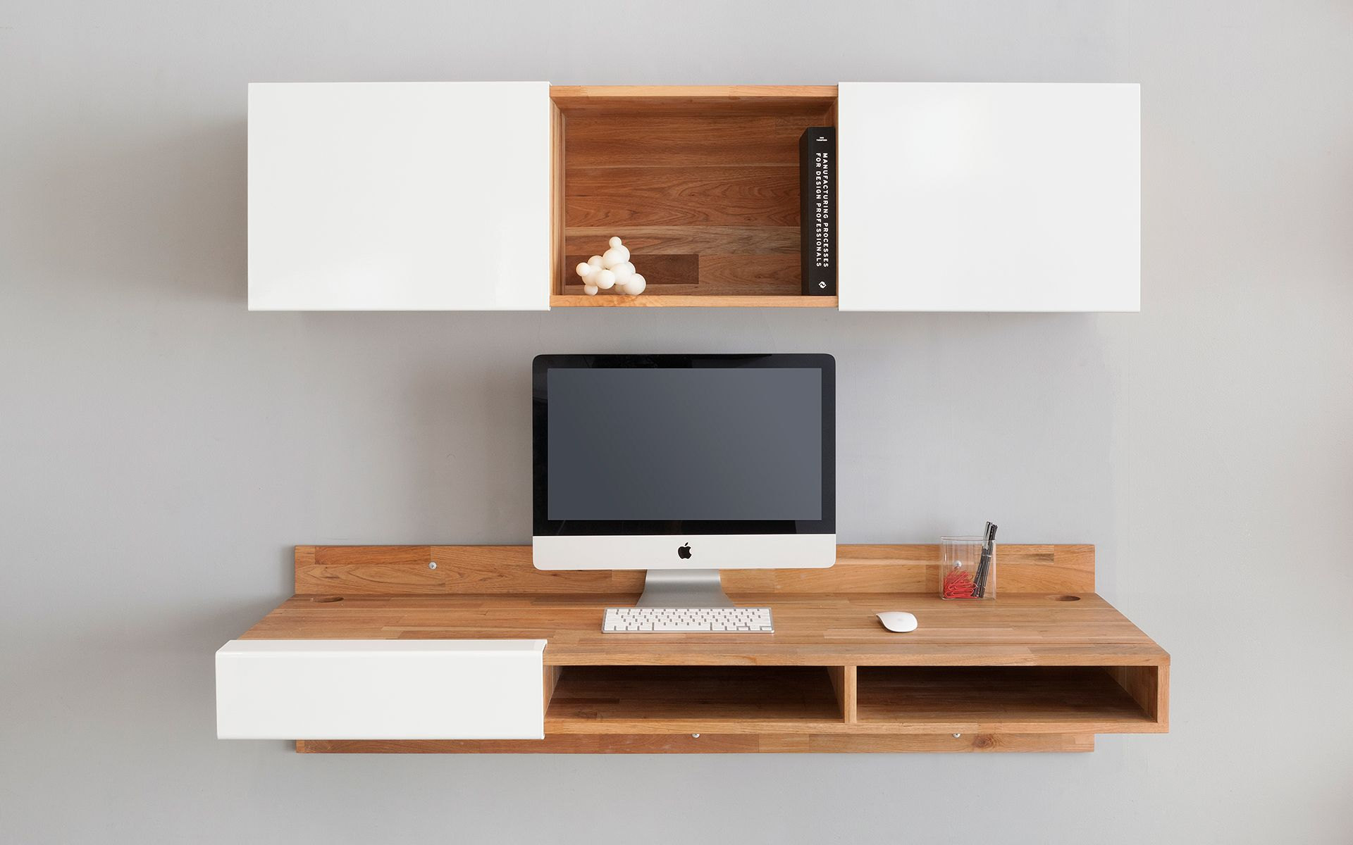 Mash Studios Lax Series Wall Mounted Desk Featured On Rypen Wall Mounted Desk Floating Desk Wall Mounted Shelves