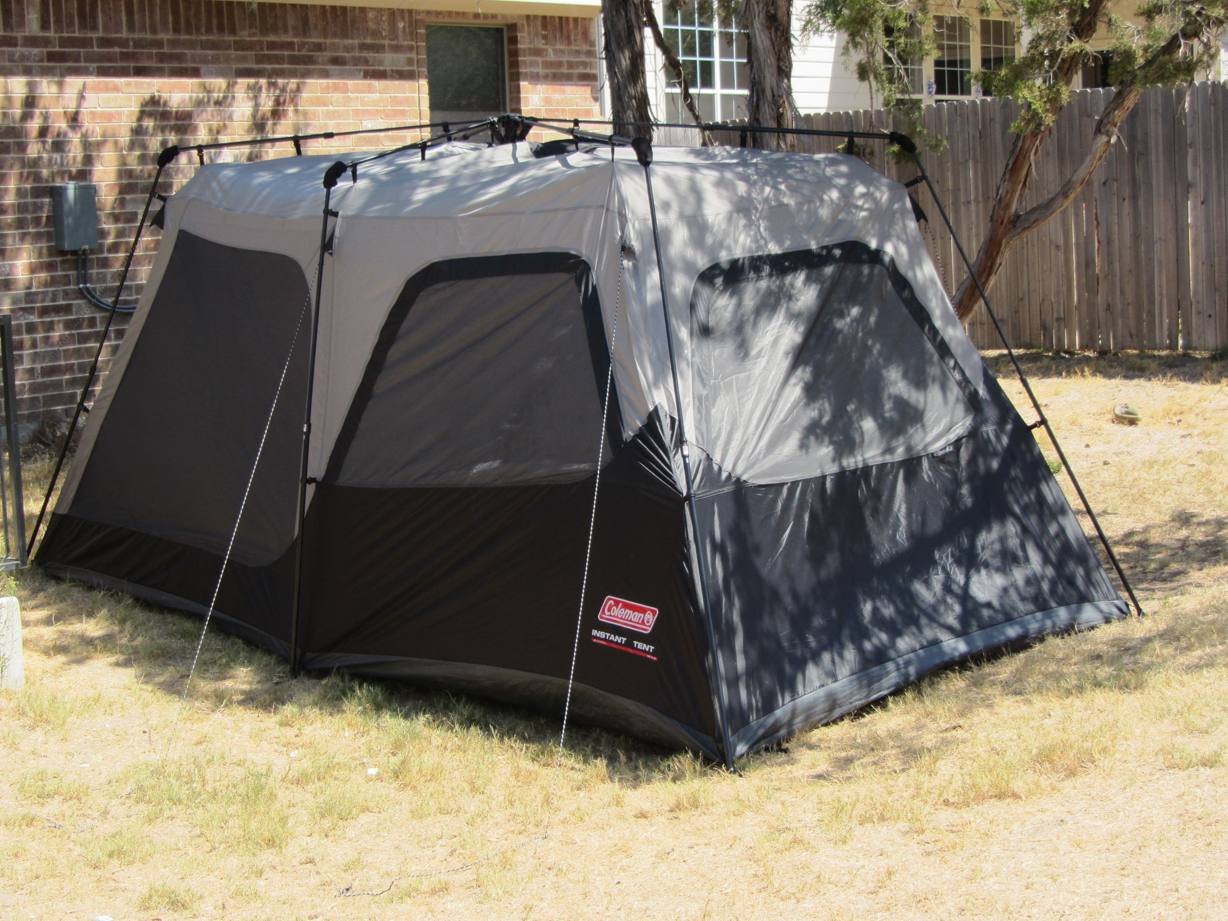 Coleman Instant Tent & Coleman Instant Tent | Great Family Tents | Pinterest | Tents