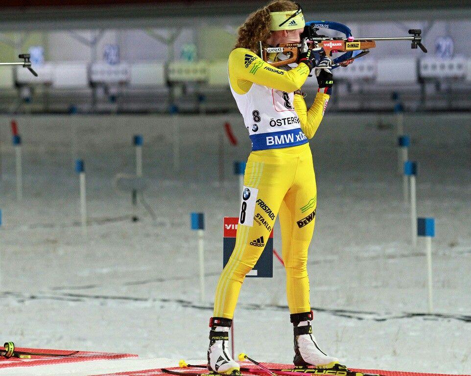 Hanna Oeberg Biathlon