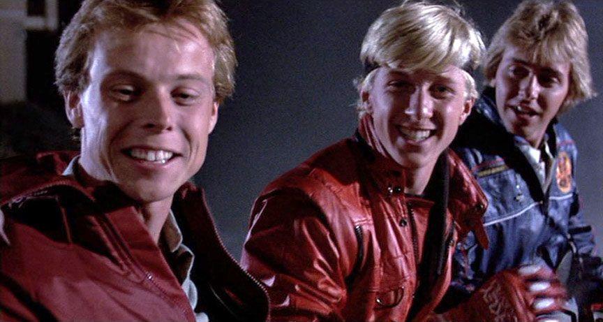 Johnny Lawrence, Tommy and Bobby - Cobra Kai boys #cobrakai #johnnylawrence #thekaratekid | Karate kid movie, William zabka, The karate kid 1984