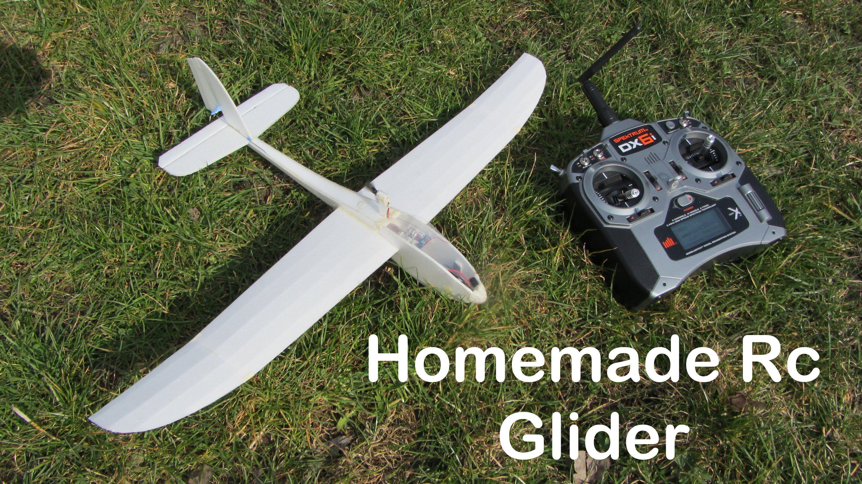 Radio Controlled And Gliding Over >> Homemade Mini Rc Glider La Mariposa 103001 Rc Soaring 1 Rc