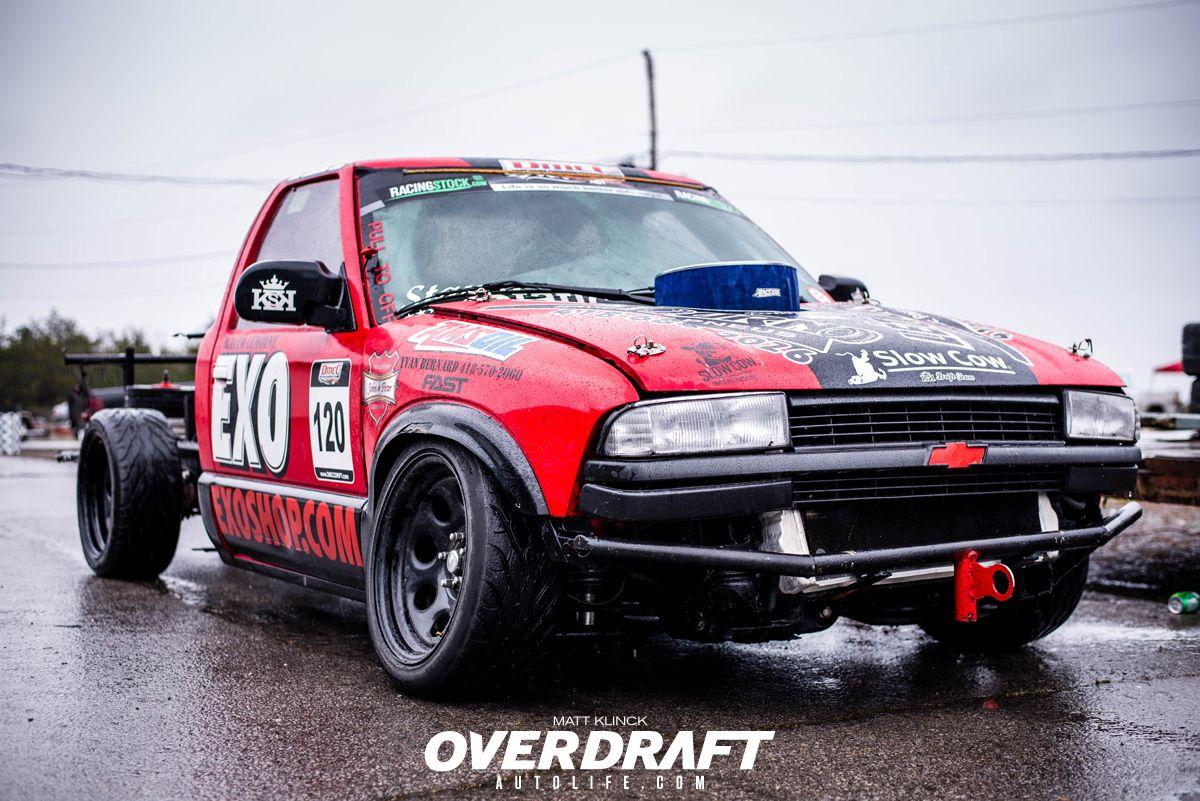 Maxim's S10 drift machine  | Auto-Crazed: Box Style | Drift truck