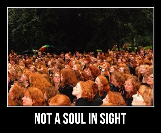 Funny Redhead Meme : Sexually oblivious female know your meme