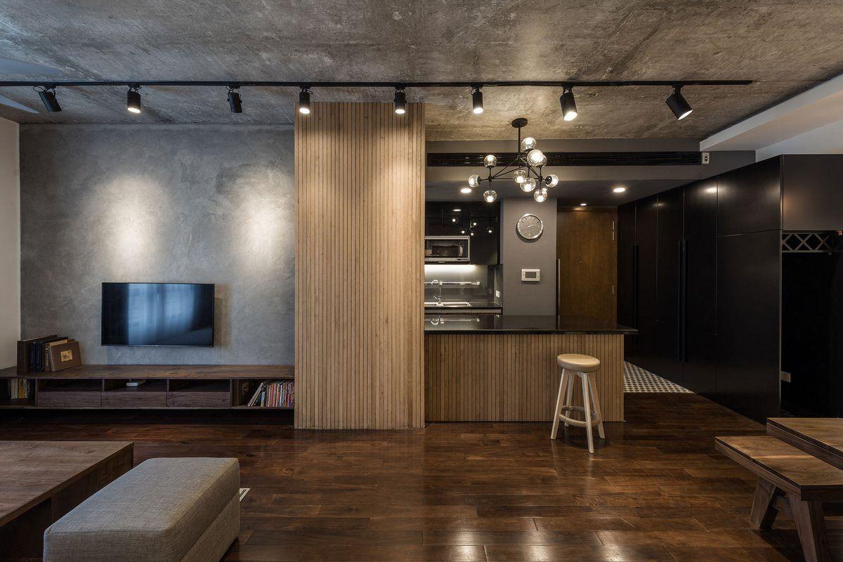Фотостудия зал с гостиной
