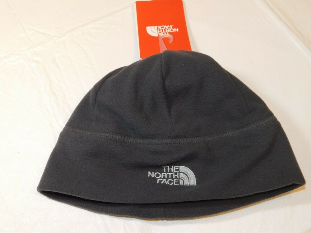 42be9a487 The North Face Reversible Beanie Hat Cap NF0A3F17DAB-LXL L/XL Grey ...